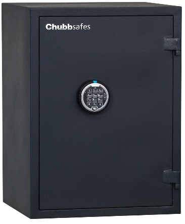 COMBINED FIRE AND BURGLARY PROTECTION IN ONE SAFE