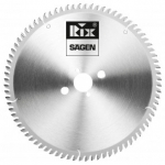 CIRCULAR SAW BLADE FOR ALUMINUM