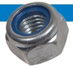PREVAILING TORQUE TYPE HEX LOCK NUTS