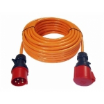 400 V EXTENSION CABLE - 16 A - 10 m.