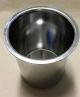 BECHER IN STAINLESS STEEL - Capacity 1'600 ml