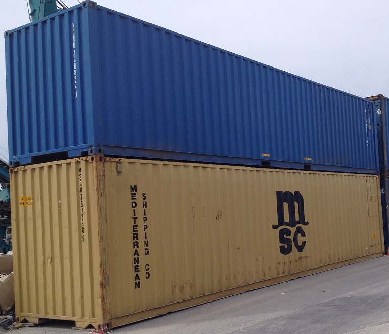 SHIPPING CONTAINER 40'