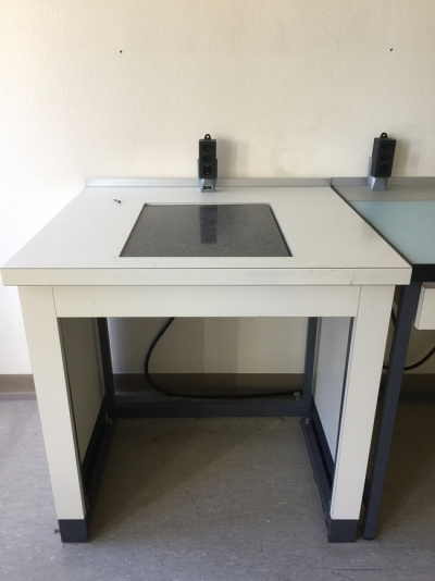 LABORATORY TABLE IN MARBLE FOR BALANCE