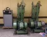 2 COMPRESSORS WITH AIR DRYER