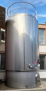 25'000 LITERS INSULATED TANK